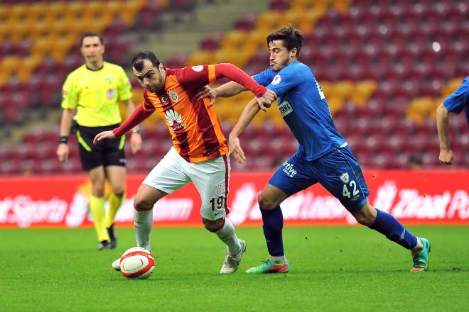 Galatasaray: 3 - Balçova Yaşamspor: 1