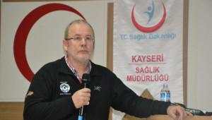 Avusturya Icar/medkom Yetkilileri Kayseri'deki Acil Servis Hizmetlerine Hayran Kaldı