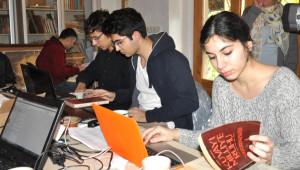 Can Evi Kütüphanesi Bilgisayar Ortamına Aktarılıyor