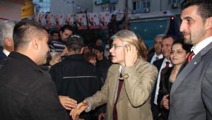 Emine Ülker Tarhan, Seçim Startını Memleketi Tarsus'tan Verdi (2)
