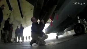 Ürdün Savaş Uçakları İntikam İçin Vurdu, Sonra da Yakılan Pilotun Köyünün Üstünden Zafer Uçuşu Yaptı