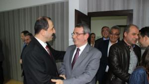 AK Parti'nin Oda ve Borsa Ziyaretleri