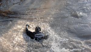 Kayıp Pilotu Jöak Timleri Menderes Nehri'ni Karış Karış Tarayarak Arıyor