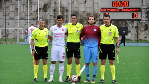 1461 Trabzon-Ümraniyespor: 0-0