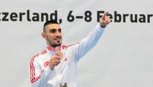 Alparslan Yamanoğlu Avrupa Şampiyonu Oldu