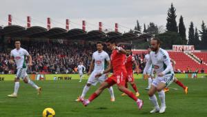 Balıkesirspor: 0 – Torku Konyaspor: 0 (İlk Yarı)