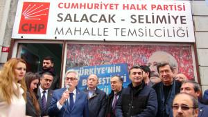 Hamzaçebi: AKP Daha Önce Hdp'yle, Şimdi MİT'le İttifak Yaptı