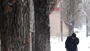 Doğu'ya Kar Yağdı Okullar Tatil Edildi