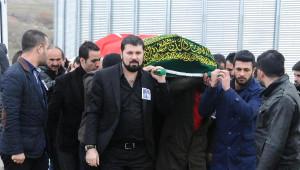 Mardin'de Öldürülen Nevşehirli İşçi Toprağa Verildi