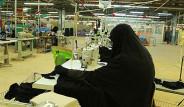İşte IŞİD'in Çarşaf Fabrikasından Görüntüler!