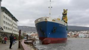 Hacizli Gemi Yine Sürüklendi