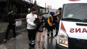 Sakarya'da 6'sı Çocuk 8 Kişi Sobadan Zehirlendi