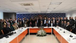 AK Parti'ye 'Hayırlı Olsun' Ziyaretleri