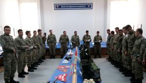 Mayın ve Patlayıcı Eğitimi Alan Askerler: Yüzde 99 Başarı Bizim İçin Felaket