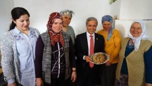AK Parti Milletvekili Yurttaş, Üzümlü Katmeri Beğendi