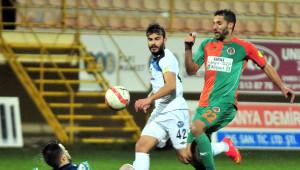 Albimo Alanyaspor-Adana Demirspor: 1-0