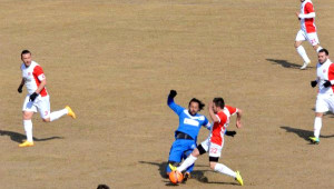 Büyükşehir Belediye Erzurumspor-Sandıklıspor: 1-1