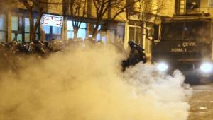 Erzurum'da '15 Şubat' Gerginliği