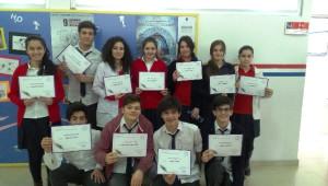 Ted Malatya Koleji Öğrencileri Cern Bilim Merkezini Gezdi