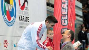Eray Karatede 3'üncü Defa Gençler Avrupa Şampiyonu