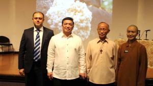 Filipinler'de Barış ve Uyum Sempozyumu