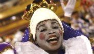 Rio Karnavalı'ndan Renkli Görüntüler Ortaya Çıktı