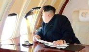 Kuzey Kore Lideri İlk Kez VIP Uçağında Görüntülendi