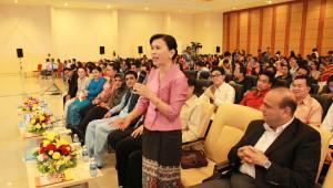 Kamboçya'da Türk Okullarının Organize Ettiği