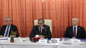 Koordinasyon Toplantısı Palu'da Yapıldı