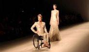 Engelli Mankenler Podyuma Çıktı