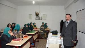 Başkan Doğan'dan Yenişehir'e Kültür Merkezi Müjdesi