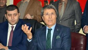 MHP'li Halaçoğlu: Damat Ferit Hükümeti Gibi Davranıyorlar