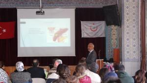 Kütahya'da 'Safra Kesesi Taşları ve Carrahisi' Konulu Konferans