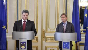 Poroşenko: Rus Ordusunun Barış Gücü İçinde Olmasına Karşıyız