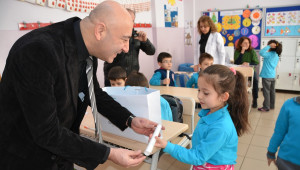 Süleymanpaşa Belediyesi'nden İlkokullara Sağlık Taraması