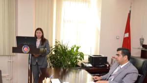 Türkiye'nin 3. Kadın Valisi Olan Çetinkaya: Onur ve Mutluluk Duydum