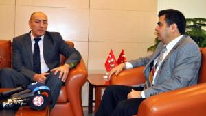 Litvanya Büyükelçisi'nden Kayseri ile 'Ticaret Köprüsü' İsteği