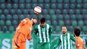 Bursaspor: 1 - Çaykur Rizespor: 1