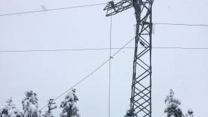 Bunlar Komando Değil, Elektrik İdaresi Çalışanları