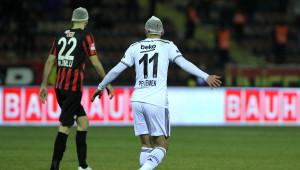 Eskişehirspor: 1 - Beşiktaş: 0