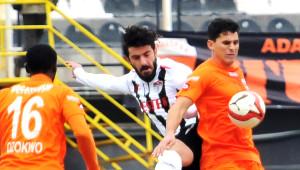 Manisaspor: 2 - Adanaspor: 1