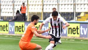 Manisaspor-Adanaspor Ek Fotoğrafları