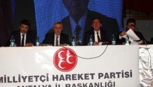 MHP Antalya İl Başkanlığı 11. Olağan Genel Kongresi