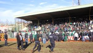 Spor Toto 3. Lig Maçında Olaylar Çıktı