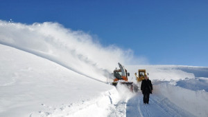 Hasköy-mutki Güvenlik Yolu Ulaşıma Açıldı