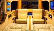 Cadillac Marka Aracın İçini 24 Ayar Altın İle Kapladı
