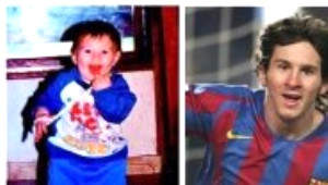 Yıldız Futbolcuların Çocukluk Halleri