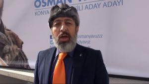 AK Parti Aday Adayından Börklü Tanıtım Kampanyası