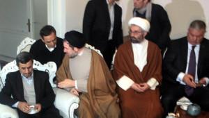 Ahmedinejad'a Bursa'da Sevgi Seli