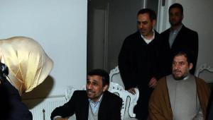 Ahmedinejad: Şeytanın Ölümü ve Milletlerin Vahdeti Yakındır (2)